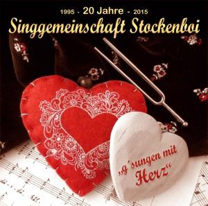 Cover Singgemeinschaft Stockenboi CD