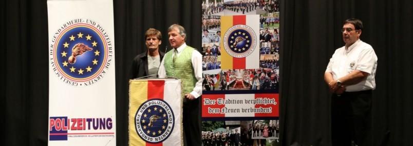 Begrüßungsabend der Scharniere des Friedens in St. Veit/Glan
