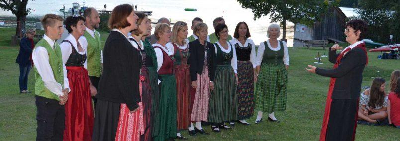 Stimmungsabend Weißensee 2017