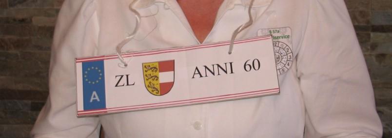 Geburtstag Anni Hoffmann