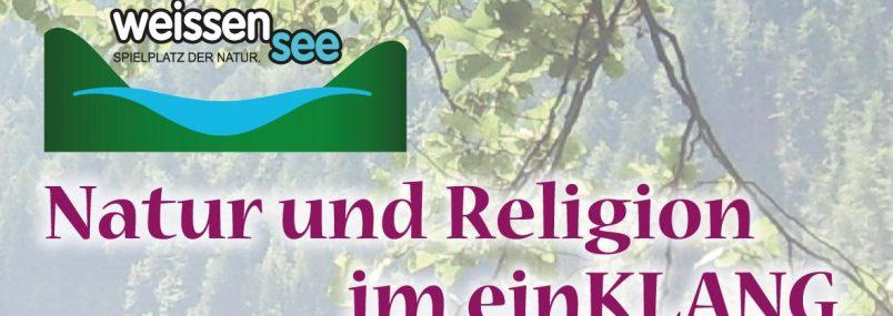 Natur und Religion im Einklang