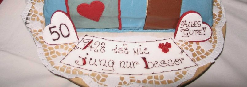 Runder Geburtstag Astrid Rassi