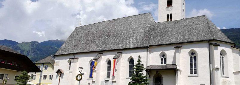 Kranzelsingen der Chorgem. St. Michael Pusarnitz